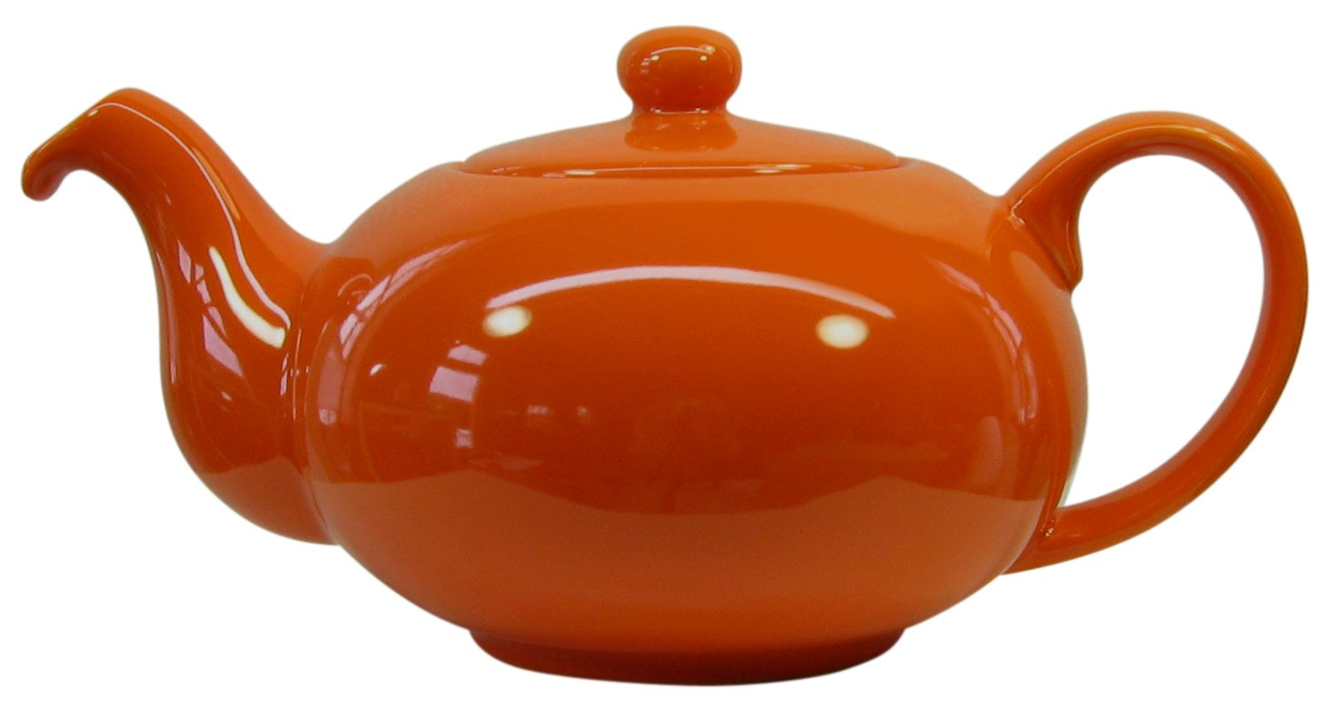 Waechtersbach Fun Factory II Orange Teapot, 28-Ounce 7711506029