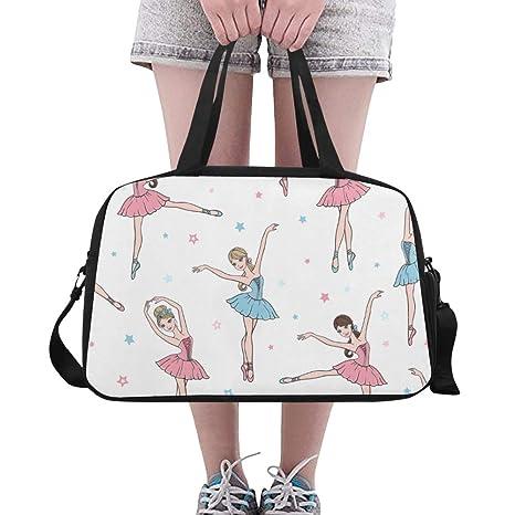 Baile ballet Elegante grande yoga gimnasio bolsas bolsos ...