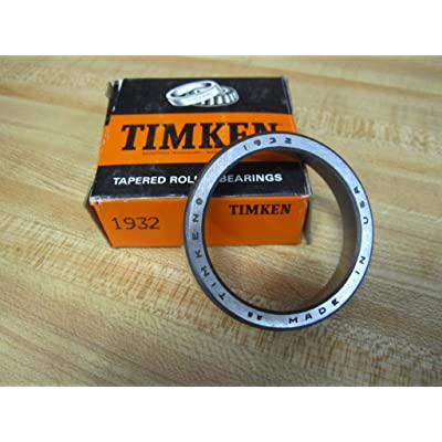 Timken 1932 Wheel Bearing: Automotive
