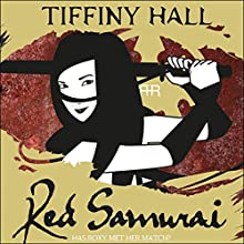 Red Samurai: Roxy Ran, Book 2 Audiobook by Tiffiny Hall Narrated by Candice Miles