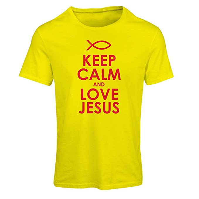 Camiseta Mujer Amo a Jesucristo be71d0169ab49