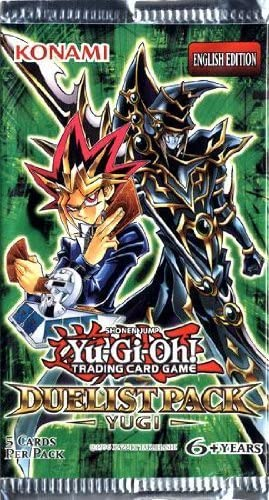 YuGiOh 5Ds Duelist Pack Yugi Booster Pack [Toy] [Toy]: Amazon.es: Juguetes y juegos