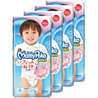 MamyPoko Air Fit Pants Boy, XL, 38 Count, (Pack of 4)