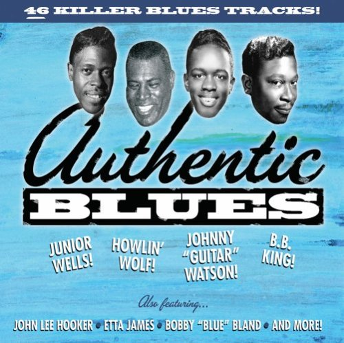 2000 Authentic Collection - Authentic Blues