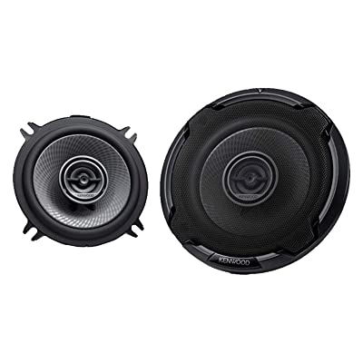 "Kenwood KFC-D131 5.25"" 2-Way 320W Max Power Audio Speakers"