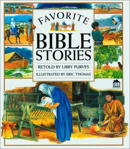 Download Favorite Bible Stories pdf