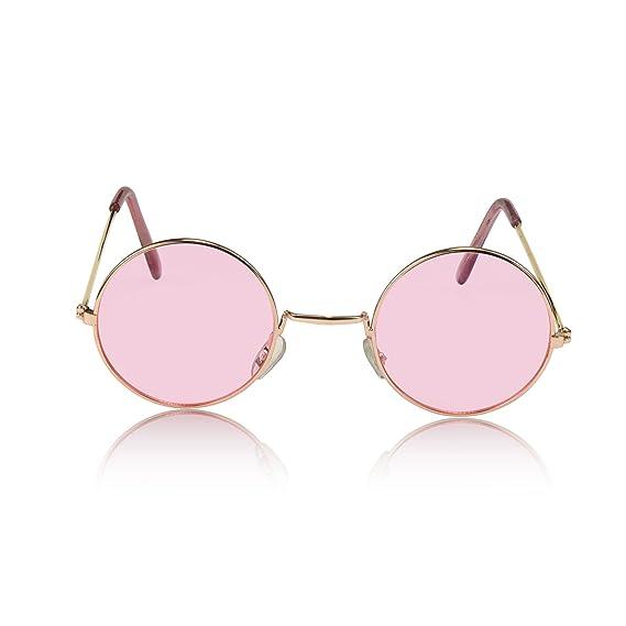 Vintage Style Children's Clothing: Girls, Boys, Baby, Toddler Round Sunglasses for Kids [Look Cool] John Lennon Gradient Lens Glasses UV400 $9.99 AT vintagedancer.com