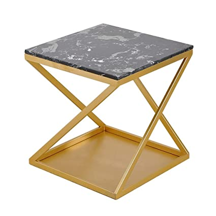 Super Amazon Com Sofa Side Table End Table Marble Table Top Dailytribune Chair Design For Home Dailytribuneorg