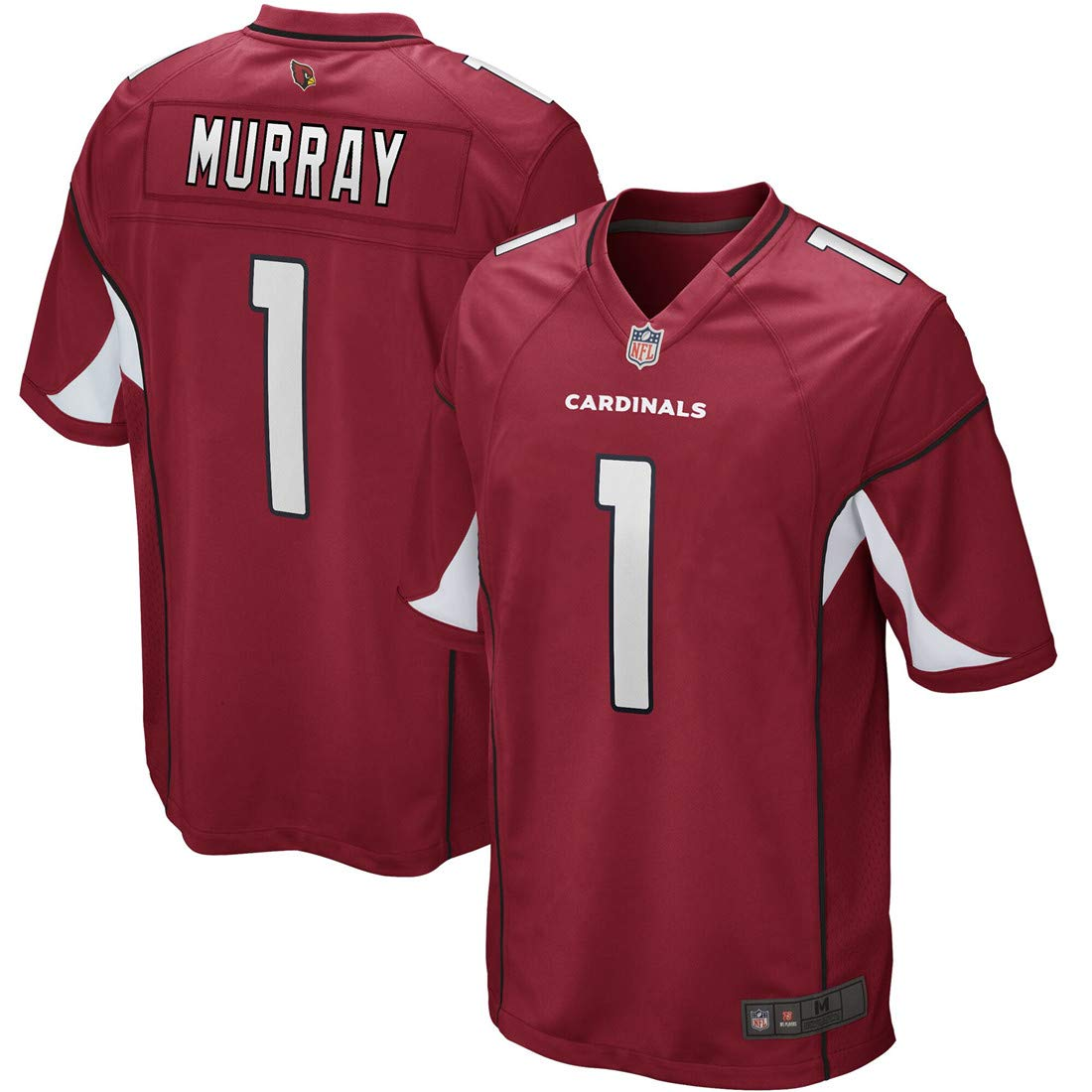 online store b6737 422c9 Outerstuff Youth Kids Arizona Cardinals 1 Kyler Murray 2019 Draft First  Round Football Jersey