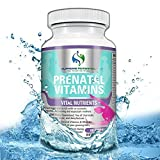 The Best Prenatal Vitamins on Amazon By Supreme Potential 3 month supply :: Whole-Food Based :: CONTAINS ABSOLUTELY NO -sugar, lactose/dairy, wheat, GMOs, gluten or yeast! by Supreme Potential
