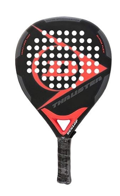 DUNLOP Padel Pala Thruster Rojo 375gr: Amazon.es: Deportes y aire ...