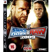 WWE Smackdown Vs. Raw 2009 (PS3)
