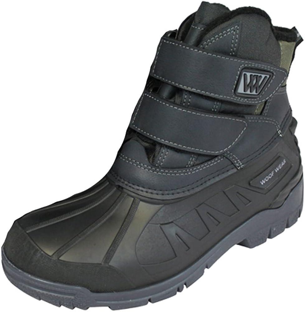 Woof Wear Junior Long Kids Boots Yard Black All Sizes