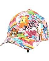 Kenmont Couleurs enfants Coton Cap été Baseball Hat Assorted Hat