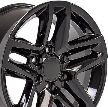 Amazon Com Oe Wheels Llc 18 Inch Fits Chevrolet Silverado 1500