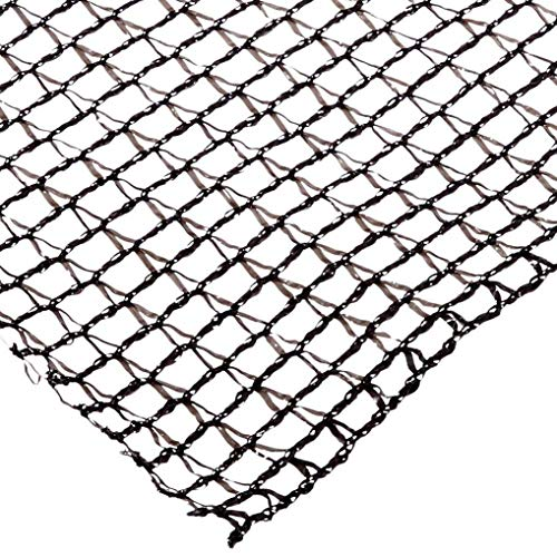 DeWitt Deluxe 12 x 20 Foot Heavy Duty Backyard Fish Pond Netting Cover, Black (2 Pack)