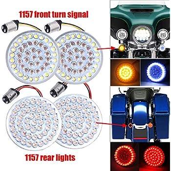6 LED Brake Tail Light Tongbest Bestong Black LED 3rd Rear Brake Light Brake Tail Light Stop Light Lamp Rear High Mount Stop Light for 2007-2017 Jeep Wrangler JK