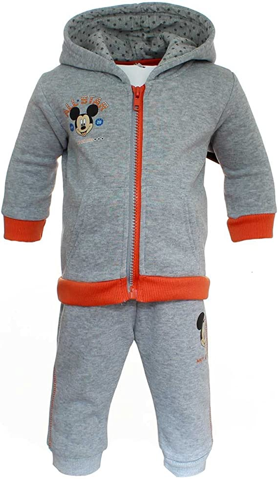 Mickey Mouse Juntos Chándal Bebé Niños All Star: Amazon.es ...