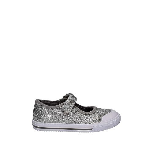 Zapatillas para niña, Color Gris, Marca CHICCO, Modelo Zapatillas para Niña CHICCO Gardena Gris: Amazon.es: Zapatos y complementos