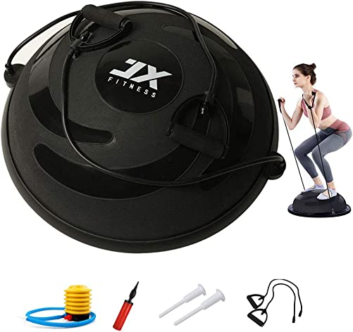 JX FITNESS Balance Half Ball Trainer