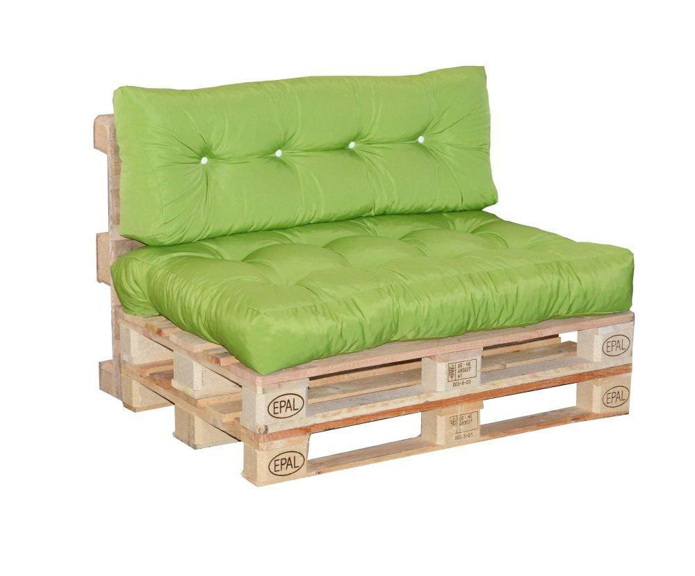 Paletten Sitzkissen, Doppler, Grün