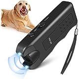 Gumoror Handheld Dog Repellent, Ultrasonic Infrared Dog Deterrent Bark Stopper, Dog Behavior Training Device