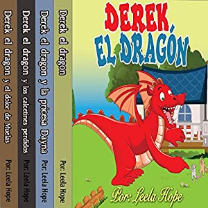 Derek, la serie del dragón Audiobook