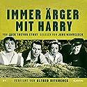 Immer Ärger mit Harry Hörbuch von Jack Trevor Story Gesprochen von: Jens Wawrczeck