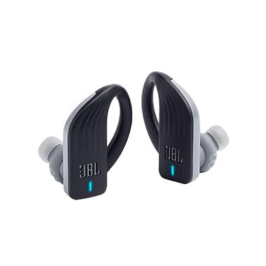 JBL Endurance Peak True Wireless Bluetooth in-Ear Sport Headphones - Black