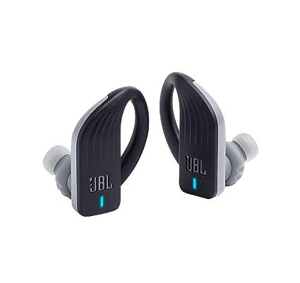 429eac1f4c7 Amazon.com: JBL Endurance Peak True Wireless Bluetooth in-Ear Sport  Headphones - Black: Home Audio & Theater