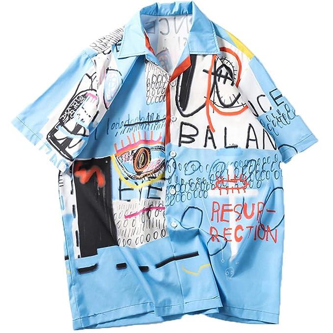 Camiseta Hombre Camisa Verano Camisetas Causales Polos Manga Corta ...