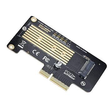 Tarjeta de elevación PCI Express, M.2 Mkey NVME SSD a PCI-E ...
