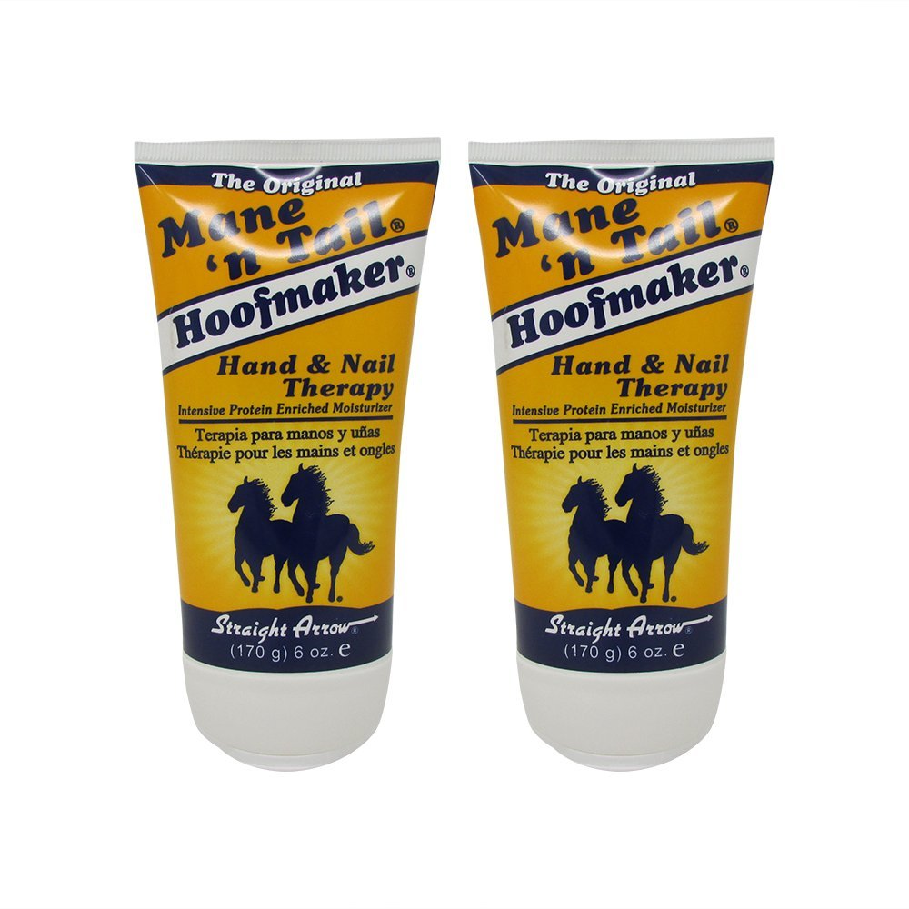 Amazon.com : Mane \'n Tail HoofMaker Hand & Nail Lotion 6 oz : Horse ...