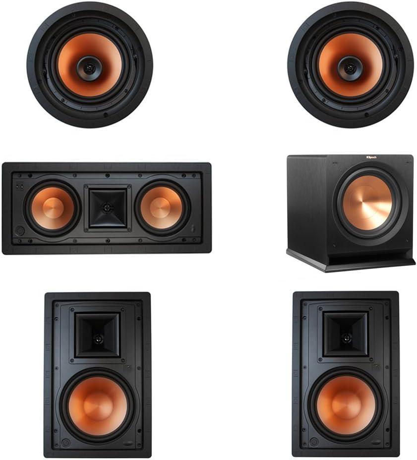 Brand New Klipsch R-3800-W II In-Wall Speaker
