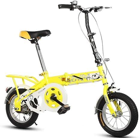 Xiaoping Bicicleta de los niños 6-7-8-9-10-11-12 Años de Edad ...