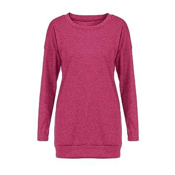Mujer camisa manag larga moda Otoño,Sonnena ❤ Camisa de mujer de manga larga