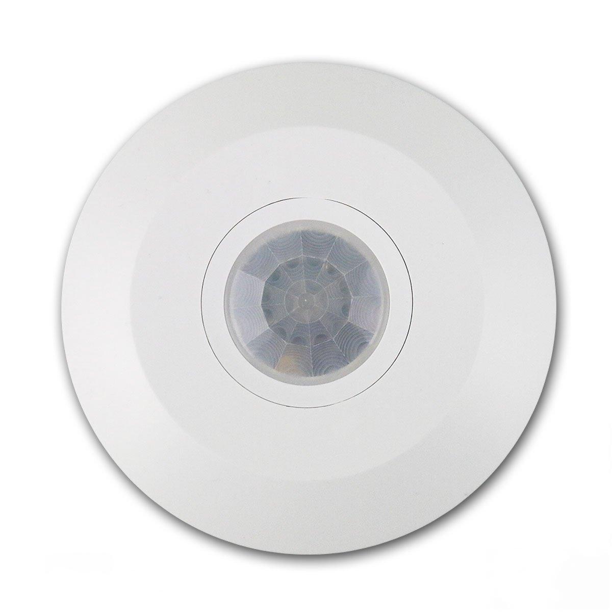 Lámpara de techo-sensor de movimiento