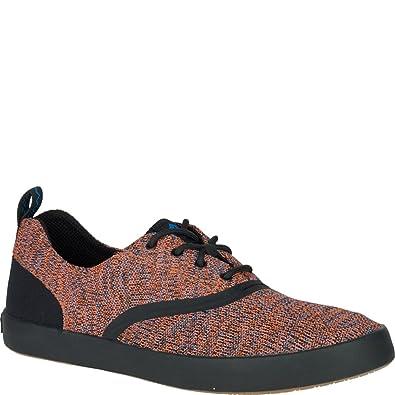 a148b0593509 Sperry Top-Sider Flex Deck CVO Knit Sneaker Men 7 Red Multi