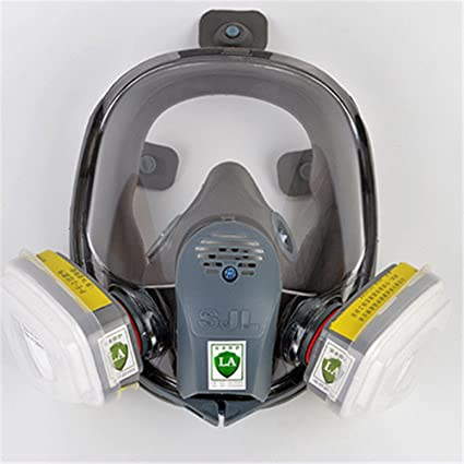 Event & Party Back To Search Resultshome & Garden Sjl Full Facepiece Respirator Painting Spraying Mask For 6800 Gas Mask