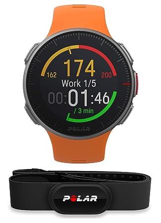 POLAR Vantage V Profi-Multisportuhr mit GPS