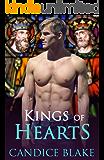 Kings of Hearts (An M/M/M Romance Novel)
