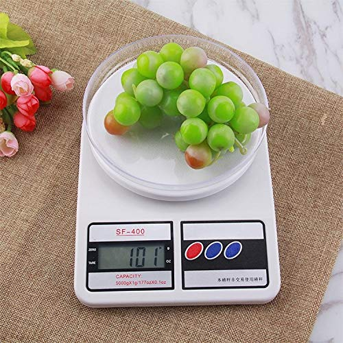 fe39c1326 Buy Easelife® Ultimate Kitchen Weighing Machine Electronic Digital 10 kg  Weight Scale with Backlit LCD for Shop