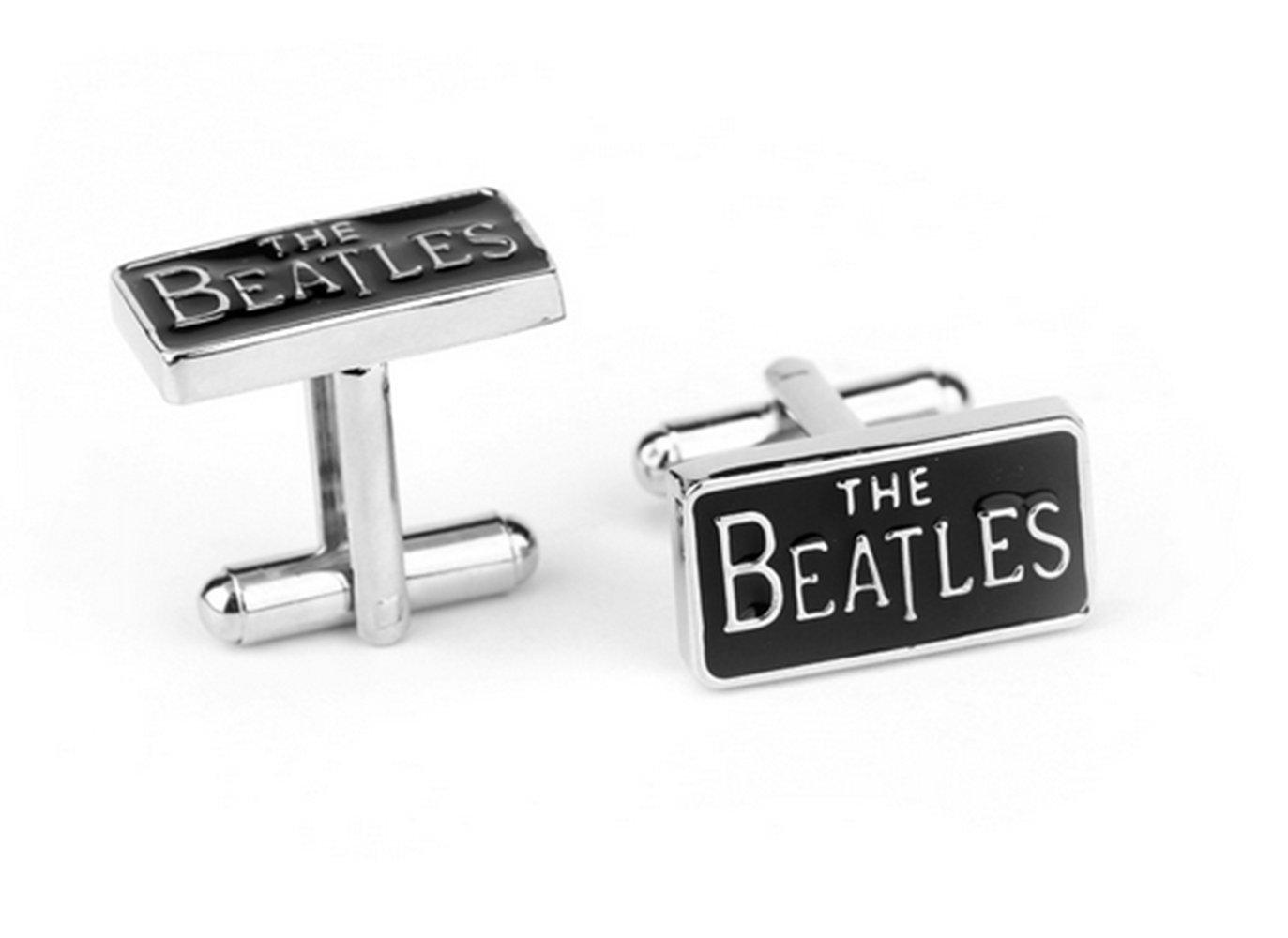 Gudeke British Rock Band The Beatles Cufflinks Groupe de rock Boutons de manchette