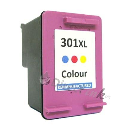 HP 301 X L Cartucho de tinta de color (la última V1 ...