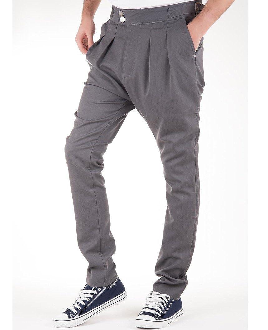 Redbridge Pantalon Gris  Amazon.fr  Vêtements et accessoires a3a10d4c1394