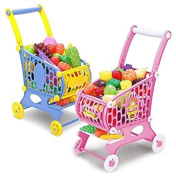 Lu Carrito De Juguete para Niños|Carro De Juguete|Carro De Compras del Supermercado
