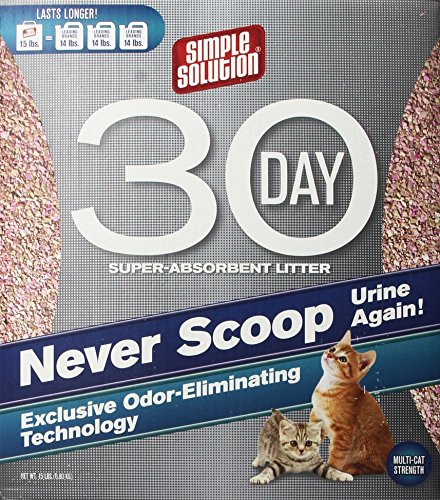 Simple Solution 30 Day Absorbent 15 Pound product image
