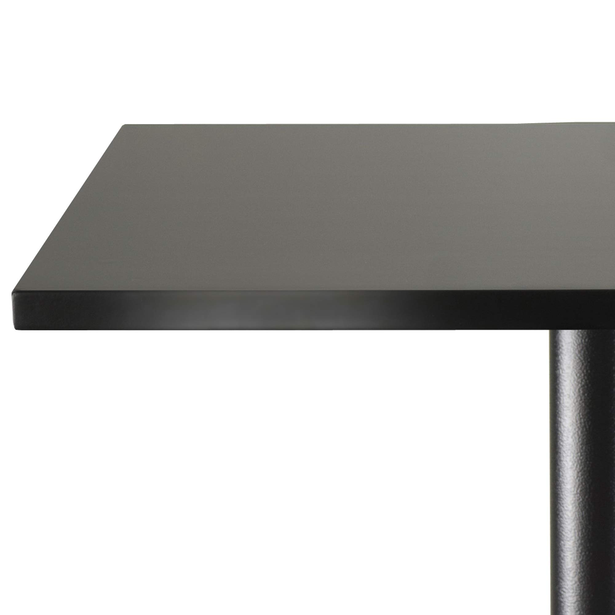 Winsome 20522 Obsidian Dining Black (Renewed) by Winsome (Image #3)
