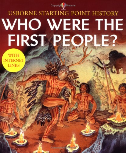 Who Were the First People ebook