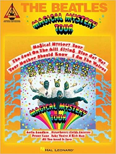 THE BEATLES - MAGICAL MYSTERY TOUR (Guitar Recorded Versions) by The Beatles (2011-01-01)